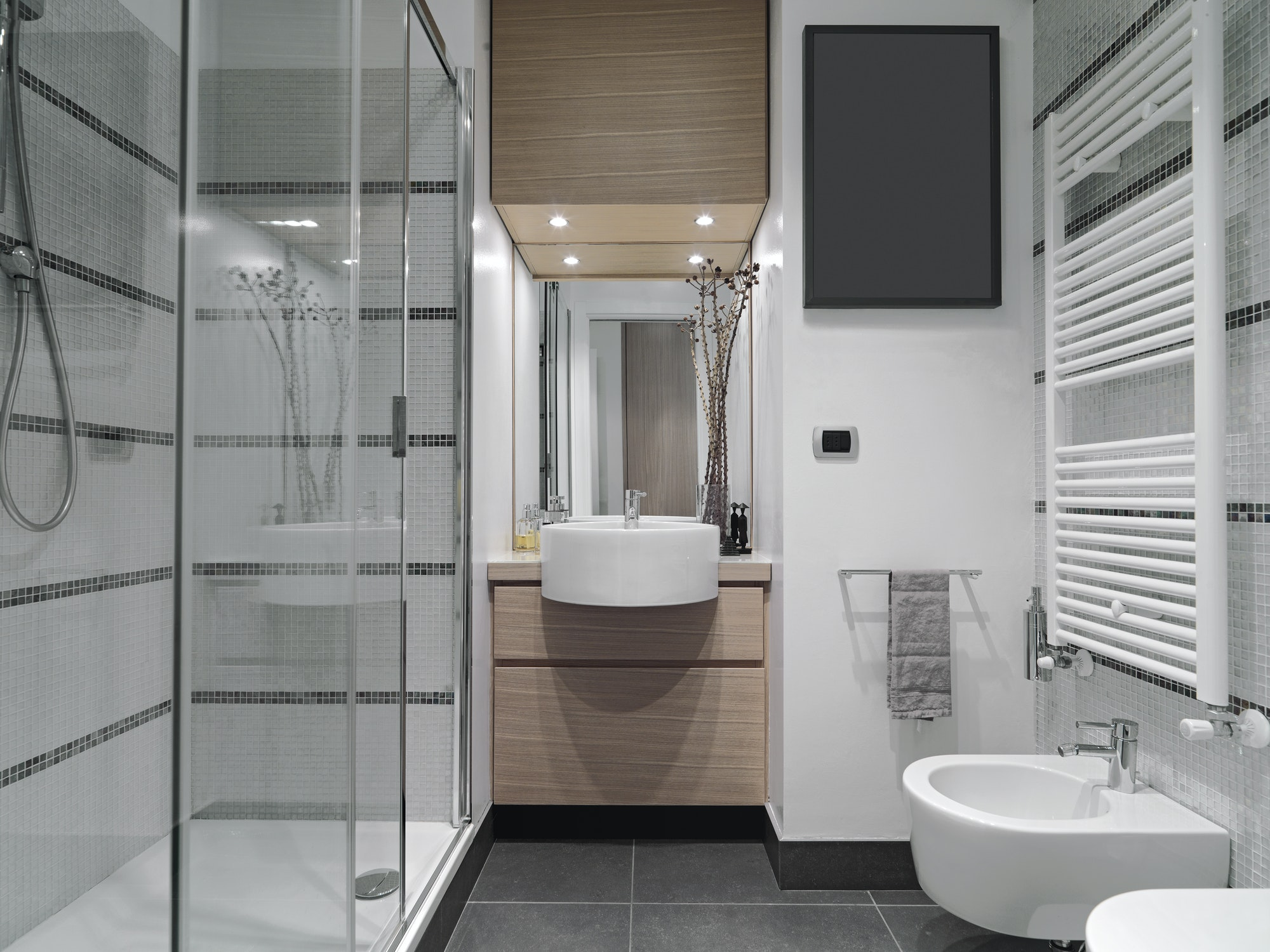 Reformas Las Palmas Interior de baño moderno
