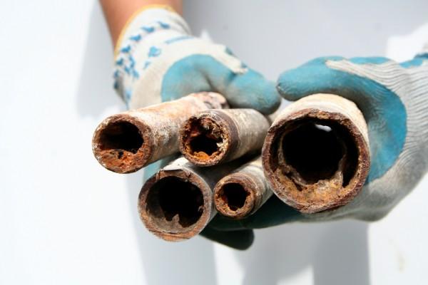 El precio de reemplazar las tuberías de la casa